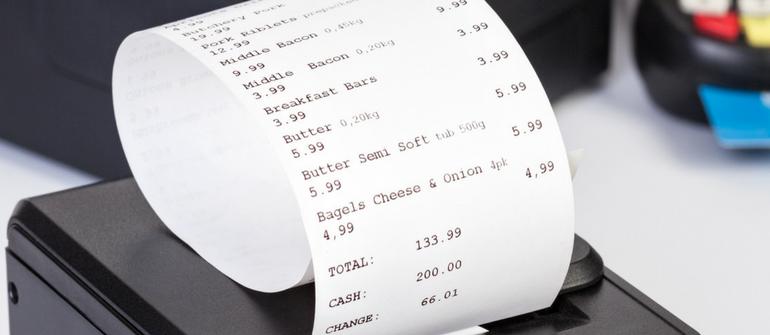 Free Money to Scan a Receipt? No Way…
